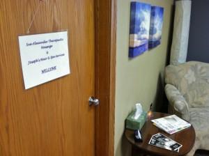 Sue Alexander Method Massage and Joseph's Salon St