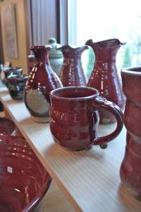 Up Cafe, Minneapolis, Joel Cherrico Restaurant Pottery1