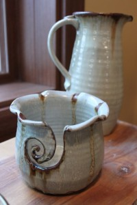 Up Cafe, Minneapolis, Joel Cherrico Restaurant Pottery2