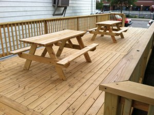 The Deck, St