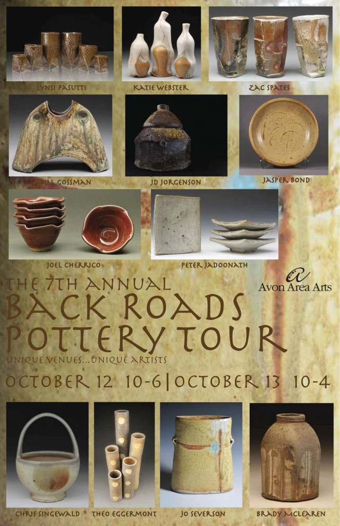 2013 Pottery Tour