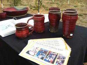 Back Roads Pottery Tour, Copper Red Glaze, Joel Cherrico, 2012, Image1
