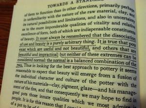 Bernard Leach, A Potter's Book, 1940, Joel Cherrico Pottery