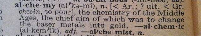 Pottery Alchemy, Alchemy Definition, Joel Cherrico Pottery, 2013