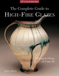 John Birtt the complete guide to high-fire glazes, Stoneware Pottery