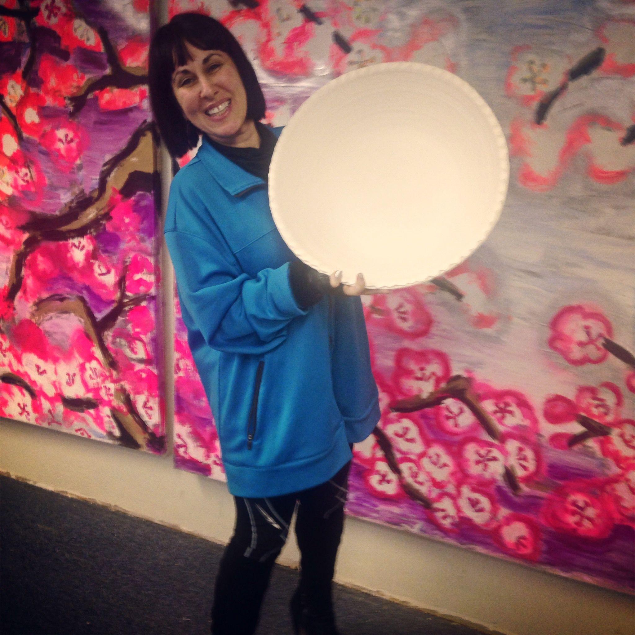Paige Dansinger, Artist Collaboration, Cherrico Pottery