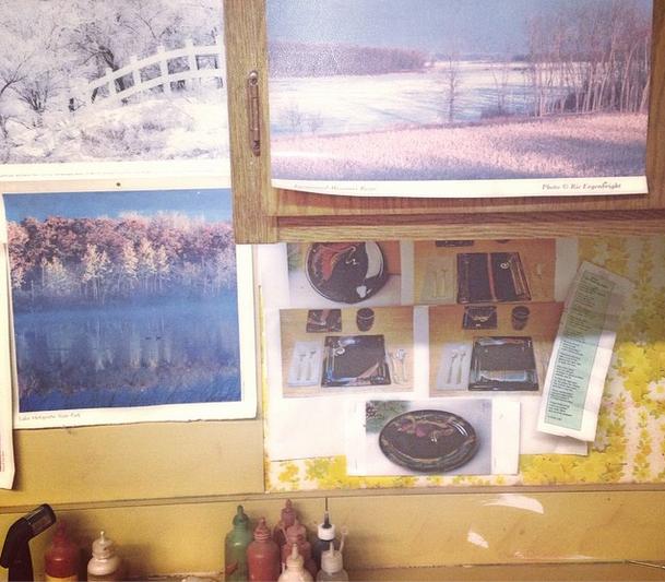 Prairie Fire Pottery, Tama Smith Glazing, Joel Cherrico Pottery, 2014