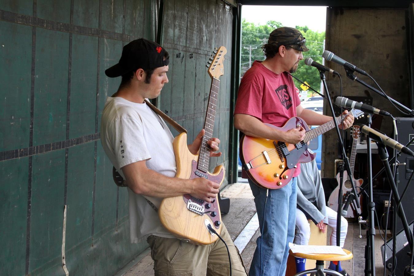 NOSKA Gabriel Noska and Joel Cherrico Guitar