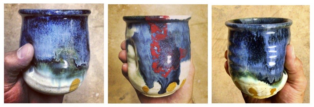 Cups, Free Cup Giveaway, Cherrico Pottery, 2014