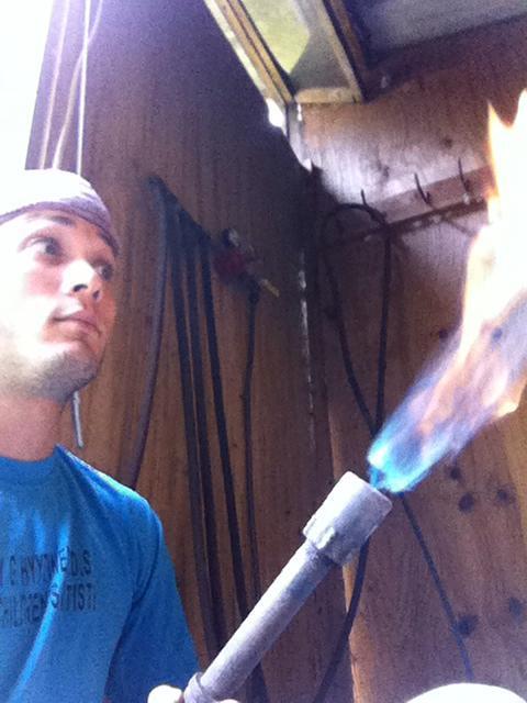 Joel Cherrico Pottery, Copper Red Glazes, Gas Kiln Firing