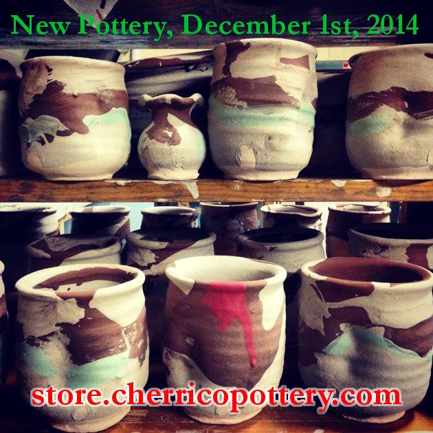 Image 7, Handmade Ceramic Pottery, mug, Cherrico Pottery, Online Christmas Sale, 2014