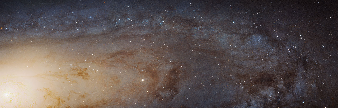 Sharpest ever view of the Andromeda Galaxy