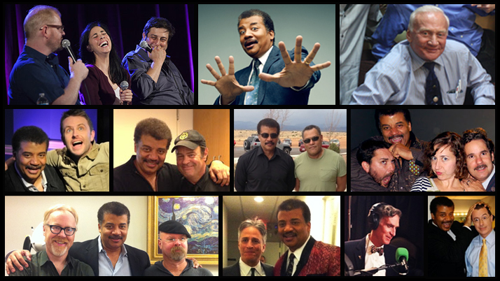 StarTalk collage