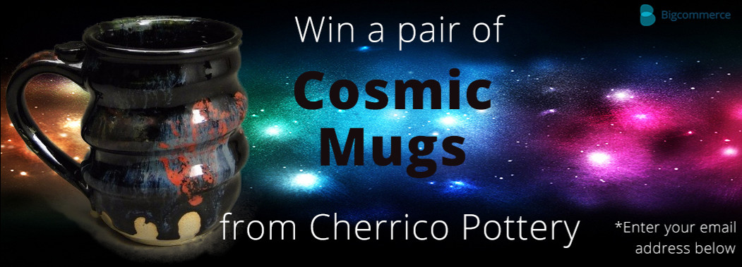 Bigcommerce Cosmic Mug Giveaway, Cherrico Pottery Blog Post, compressed