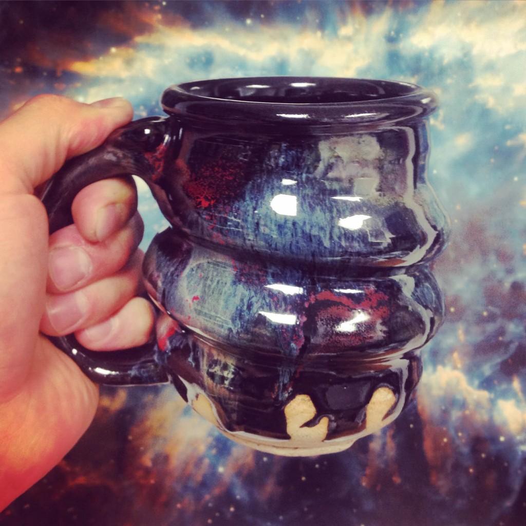 Cosmic Mug, Planetary Nebula, Filter