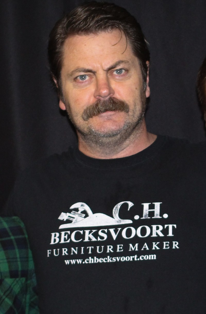 Nick_Offerman_at_UMBC_(cropped)